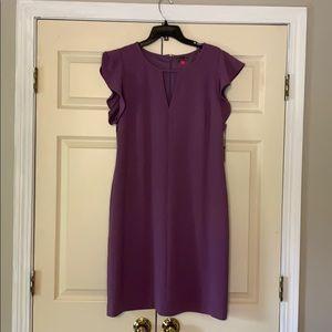 Nwt Vince Camuto purple dress size large